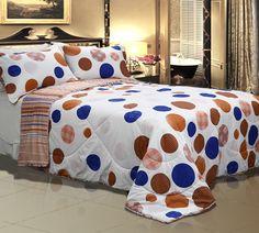 Spiritual Time Cotton Summer Comforter