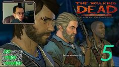 "The Walking Dead [The New Frontier] - When the ""sheep"" hits the fan"