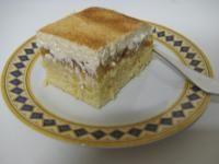Rezept Apfelkuchen mit Schmand-Sahne und Zimt von Maria 66 - Rezept der Kategorie Backen süß