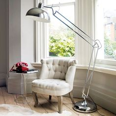 That Lamp! That Chair!