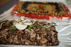 Eingelegte Pilze, Spezialität für Pilzeliebhaber! Korotkov Catering & Partyservice