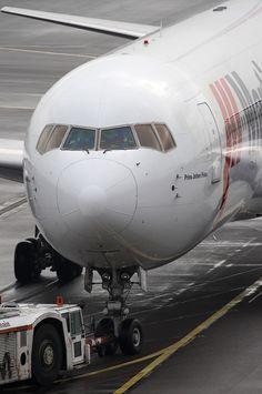 """Martinair Boeing 767-31A(ER) PH-MCG """"Prins Johan Frisco"""""""