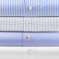 Skjorte fra Viero Milano i slimfit eller classico snitt. #menswear_no #menswear #mensfashion #oslo #businessman #jobb #fest #italian #quality