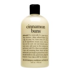 """At one point I had 18 different soap """"flavors"""" in my bathroom, and still I wanted more! Cinnamon Buns, Vanilla Birthday Cake, Gingerbread Man, Señorita Margarita...the list goes on. They truly make every bath or shower a treat. -Jennifer P, Director Corporate Communications #Sephora #DailyObsessions #Philosophy"""