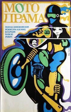 Flyer Goodness: Bulgarian Socialist Era Posters