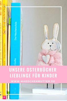 Unser Osterbücher Lieblinge für Kinder. Bücher Tipps zu Ostern für Kindergartenkinder und Schulkinder. Auch als schönes Geschenk toll :)