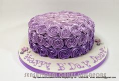 CREAM CAKE | Sensational Cakes Singapore | Page 2