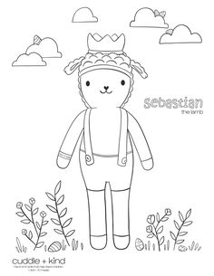 Easter Coloring Pages, Coloring Sheets For Kids, Printable Coloring Sheets, Coloring Book Pages, Kids Colouring, Colouring Sheets, Toddler Crafts, Toddler Activities, Crafts For Kids