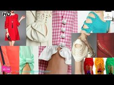 kurta back design ideas kurta design ideas Full Sleeves Design, Kurti Sleeves Design, Kurti Neck Designs, Sleeve Designs, Blouse Designs, Dress Designs, New Kurti, Latest Kurti, Design Youtube