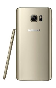 Galaxy Note 5 Gold 02