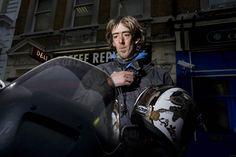 Marcello Bonfanti - PHOTOGRAPHER - London Bikers - for Riders