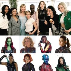 """""""I love women. Sometimes a little too much. Not in a creepy way, just more of a respectful appreciation. I think it's great that there is an elite force of women warriors. It's about time."""" - Thor (Ragnarok)"""