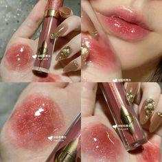 Kawaii Makeup, Cute Makeup, Simple Makeup, Makeup Looks, Makeup Geek Eyeshadow, Lip Makeup, Makeup Cosmetics, Beauty Makeup, Makeup Inspo