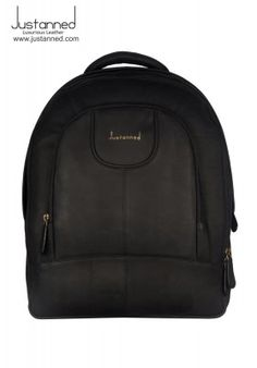 Leather Backpacks for Men Online in India at Justanned  View the best leather backpacks for men online in India at Justanned. Shop from a wide variety of men's leather backpacks. For more details, visit https://www.justanned.com/men/leather-bags/backpack.html