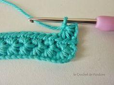 63 Ideas Crochet Hat For Beginners Free Knitting - Diy Crafts - Picpho Stitch Crochet, Crochet Mask, Crochet Headband Pattern, Crochet Diy, Crochet Motif, Hand Crochet, Crochet Hooks, Crochet Stitches Patterns, Crochet Designs