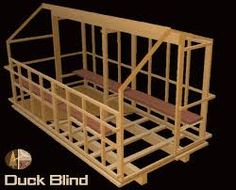 duck blind photos - Google Search