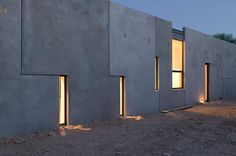 Planar House by Steven Holl Architects