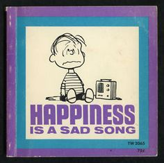 Charlie Brown. Sometimes I feel like this is absolutely true!