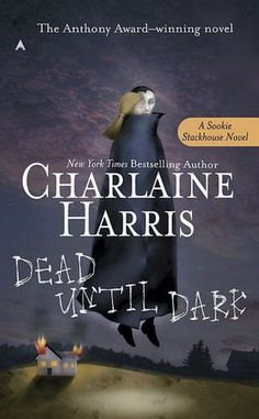 Dead until Dark - the first book in the Sookie Stackhouse (Southern Vampire Mysteries) series, which the show True Blood is based on. I only saw a couple of episodes and wasn't overly impressed...the BOOKS completely sold me on the world Charlaine Harris has created for these characters! Love these books!