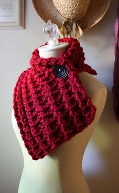 Knitting Pattern / Cowl Neckwarmer / Ridgely / Chunky Oversized