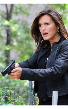 Olivia Benson - Mariska Hargitay, Law and Order