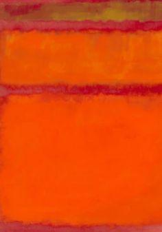 Top 10 Most Famous Paintings by Mark Rothko - Wanderlust Pierre Auguste Renoir, Edouard Manet, Modern Art Paintings, Original Paintings, Abstract Paintings, Abstract Art, Robert Rauschenberg, Richard Diebenkorn, Joan Mitchell