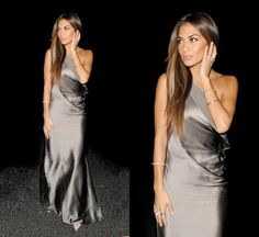 Nicole Scherzinger wearing a Folli Follie ring from the Carma Collection at Eva Longoria's Global Gift Gala.