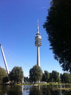 Olympiaturm, München