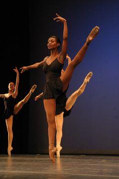 Ashley Murphy, Dance Theatre of Harlem - |