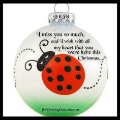 59 Best Our Ladybugs from Heaven images in 2013 | Ladybug