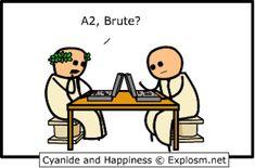 AHAHAAHA | 21 Jokes Only History Nerds Will Understand: