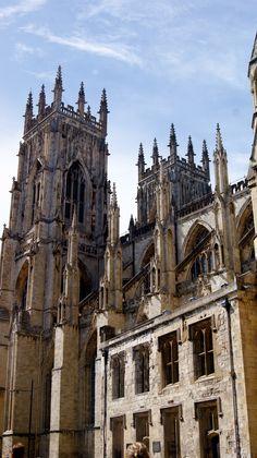 York. York Minster.