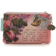 Papaya Art Anais Bloom Coin Purse | Womens Accessories