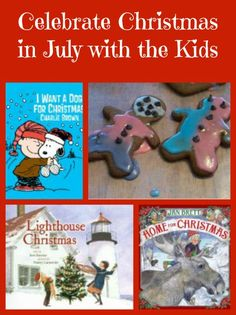 Fun activities & ideas for celebrating Christmas in July with your kids!