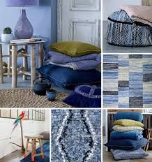Denim decor: yee-haa or yee-ouch Denim interior home trend Decorating Your Home, Interior Decorating, Decorating Ideas, Decor Ideas, Denim Decor, Home Interior, Interior Design, Home Trends, Farmhouse Decor