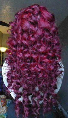 ✝☮✿★ Colorful Hair ✝☯★☮