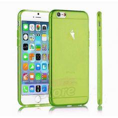 Funda IPHONE 6 semitransparentes ultrafinas trasera color #iphone6 #iphone6plus #fundaiphone6