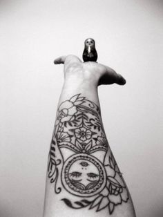 matrioska in my hand, matrioska on my skin