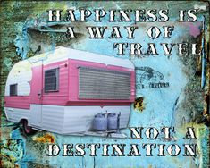 Art Print,Camping,Camper,Camper art,Inspirational Art,Quote,Quote Art,Glamping,Travel, Travel Art, Collage Art,Digital Art, Gift,Unique Gift by AndreaMDesigns on Etsy Art Prints Quotes, Quote Art, Digital Collage, Digital Art, Little Campers, Antique Show, Collage Artists, Printing Services, Poster Prints