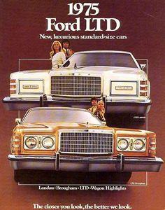 Cuando era Chamo – Recuerdos de VenezuelaEl carro LTD | El Ford LTD Landau | Cuando era Chamo - Recuerdos de Venezuela