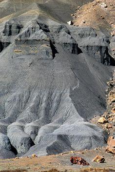 Bentonite, San Rafael Swell, Utah (BLM)