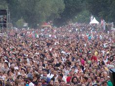 Musilac à Aix-les-Bains, le festival de musique pop rock en plein air.