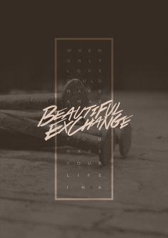 Beautiful Exchange- Joel Houston (Hillsong)