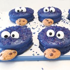 Cookie Monster Oreos3