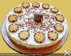 Dickmann´s Torte mit Mandarinen
