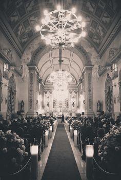 Nossa Senhora das Dores Church, Porto Alegre - Brasil #wedding