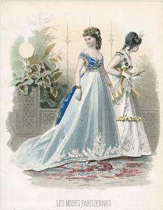 Les Modes Parisiennes 1868