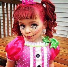Lalaloopsy Makeup & sew cute costume!