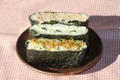Onigirazu von Bento Daisuki - Bento und die Japanische Küche