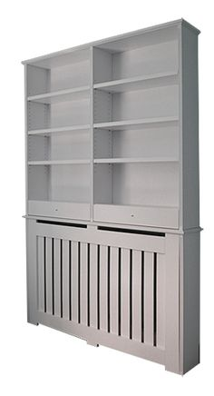 radiator cover with shelves - Google Search